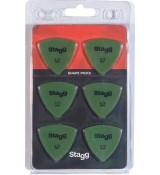 Stagg SPELLIX6-0.73 - kostki gitarowe