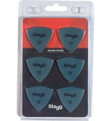 Stagg SPELLIX6-0.88 - kostki gitarowe