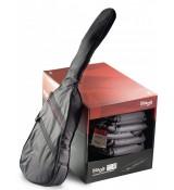 Stagg STB-LA10 UE PACK - zestaw pokrowców do gitary elektrycznej