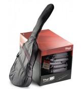 Stagg STB-LA20 UE PACK - zestaw pokrowców do gitary elektrycznej