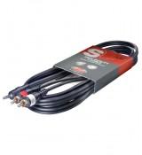 Stagg SYC3 / MPS2 CM E - kabel przejściowy