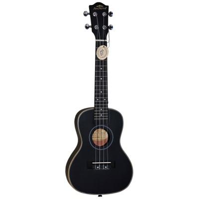 Ars Nova AN-100 C BK - ukulele koncertowe