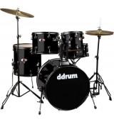 Ddrum D120 Midnight Black - zestaw perkusyjny