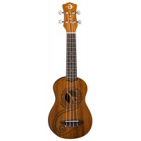Luna Uke Maluhia Peace Soprano - ukulele sopranowe