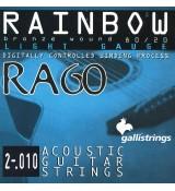 Galli RA60 Light Gauge - struny do gitary akustycznej