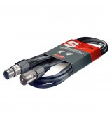 Stagg SMC 6 - kabel mikrofonowy 6m
