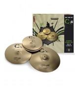 Stagg CXG SET - zestaw talerzy perkusyjnych