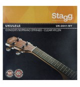 Stagg UK-2841-NY - struny do ukulele