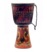 "Unique Brands DJEMBE GHANA 10"" U10A-03"