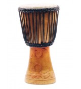 "Unique Brands DJEMBE GHANA 10"" U10A-02"