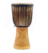 "Unique Brands DJEMBE GHANA 10"" U10A-05"