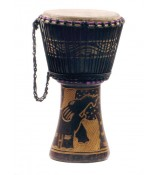 "Unique Brands DJEMBE GHANA 10"" U10A-06"