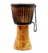 "Unique Brands DJEMBE GHANA 10"" U10A-07"