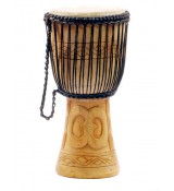 "Unique Brands DJEMBE GHANA 10"" U10A-10"