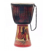 "Unique Brands DJEMBE GHANA 11"" U11A-01"