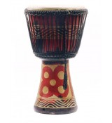 "Unique Brands Djembe Ghana 13"" U13A-01"