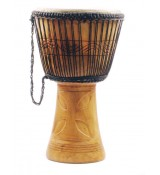 "Unique Brands Djembe Ghana 14"" U14A-01"