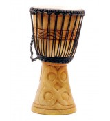 "Unique Brands Djembe Ghana 8"" DJ81"