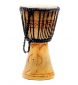 "Unique Brands Djembe Ghana 8"" U08A-02"