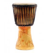 "Unique Brands Djembe Ghana 9"" U09A-03"