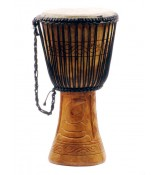 "Unique Brands Djembe Ghana 9"" U09A-04"