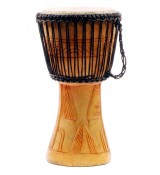 "Unique Brands Djembe Ghana 9"" U09A-07"