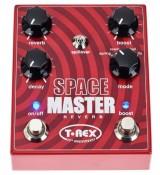 T-Rex Space Master - efekt pogłosowy reverb z boostem