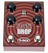 T-Rex Honey Drop delay gitarowy tap tempo