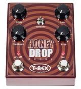 T-Rex Honey Drop delay gitarowy tap tempo