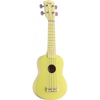 Stagg US-LEMON - ukulele sopranowe