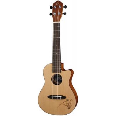 Ortega RU5CE-SO - ukulele sopranowe z elektroniką