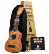 Kala KA LTP zestaw z ukulele sopranowym