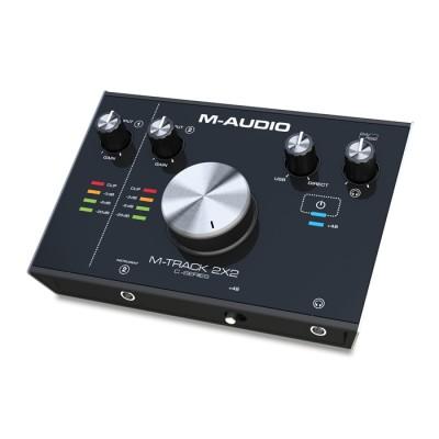 M-AUDIO M-TRACK 2×2