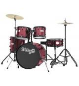 Stagg TIM 120 WR - akustyczny zestaw perkusyjny