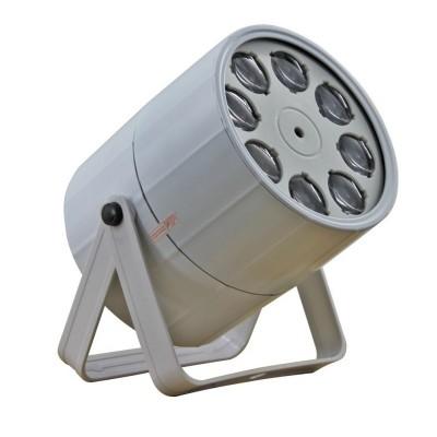 LIGHT4ME GOBO efekt LED projektor gobo 8x3W RGBW