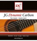 Royal Classics DC10 JG Dynamic Carbon - Struny do gitary klasycznej