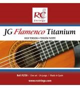 Royal Classics FLT30 JG Flamenco Carbon - Struny do gitary klasycznej