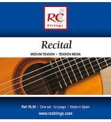 Royal Classics RL50 Recital - Struny do gitary klasycznej