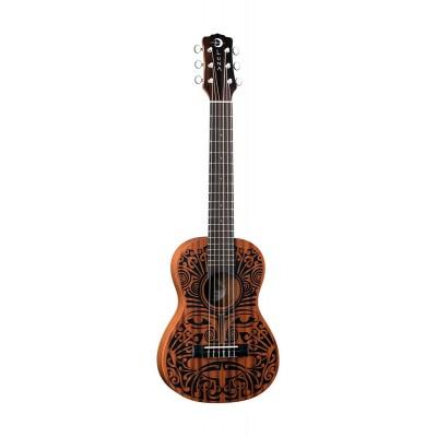 Luna Uke Tribal 6-String Baritone - ukulele barytonowe