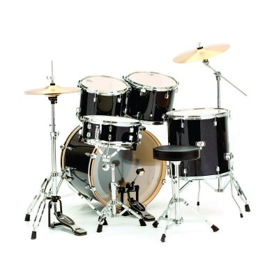 Tamburo T5S18BSSK - akustyczny zestaw perkusyjny