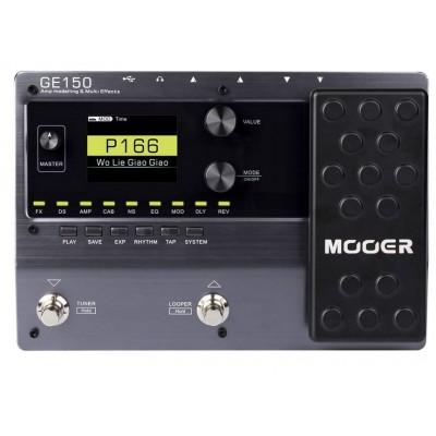 Mooer GE 150 – multiefekt gitarowy