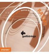 Galli RA1047 Extra Light - struny do gitary akustycznej