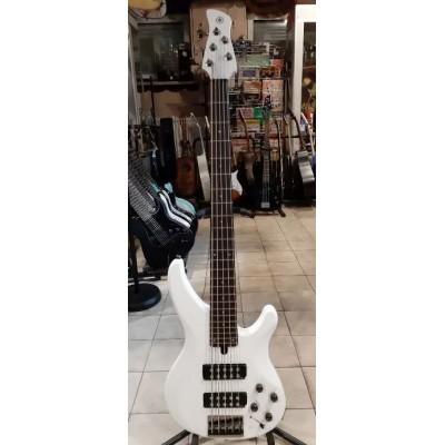 Yahama TRBX305 WH - gitara basowa