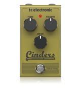 TC Electronic Cinders Overdrive - efekt gitarowy