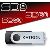 Ketron Pendrive INTERNATIONAL STYLES Style Upgrade - pendrive z dodatkowymi stylami