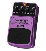 Behringer OD300 Overdrive Distortion - efekt gitarowy
