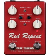 Carl Martin Red Repeat 2016 Edition - efekt delay
