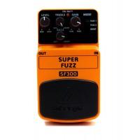 Behringer SF300 Super Fuzz - efekt gitarowy