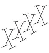 Soundsation KS-20-4PACK - statyw do instrumentów klawiszowych