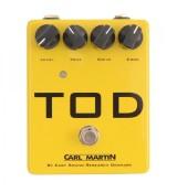 Carl Martin TOD Overdrive - efekt gitarowy